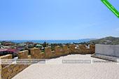 Вид с террасы частного дома Башни