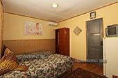 Комната - Номер 2 - Двор частного сектора, пос. Курортное, Крым