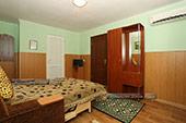 Комната - Номер 3 - Двор частного сектора, пос. Курортное, Крым