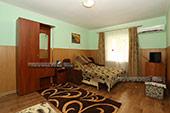 Комната - Номер 4 - Двор частного сектора, пос. Курортное, Крым