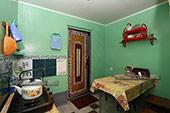 Кухня - Номер 5 - Двор частного сектора, пос. Курортное, Крым