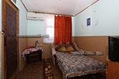 Комната - Номер 5 - Двор частного сектора, пос. Курортное, Крым