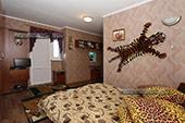 Комната - Номер 7 - Двор частного сектора, пос. Курортное, Крым