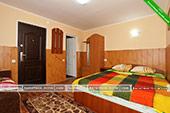 Комната - Номер 8 - Двор частного сектора, пос. Курортное, Крым