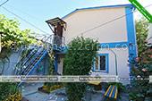 Гостевой дом на ул. Подгорная 10д в пос. Курортное, Крым