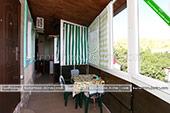 Веранда - Частный сектор Вилла Мира - Курортное