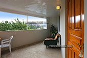 Балкон-кухня - однокомнатный номер с кухней