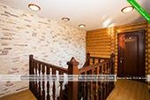 Холл в Шале Джаз Курортное Крым