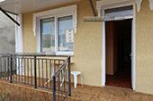 Балкон - Двухкомнатный номер - Гостевой дом в пос. Курортное