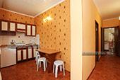 Кухня - Двухкомнатный номер - Гостевой дом в пос. Курортное