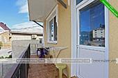 Балкон 2й этаж - Гостевой дом в поселке Курортное