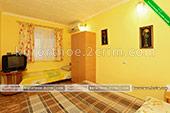 Трехместный номер - Гостевой дом в поселке Курортное