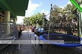 Двор - Гостевой дом Ермак - Курортное, Феодосия, Крым