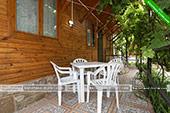 Столик - Деревянный дом на ул. Науки 3Б в Курортном