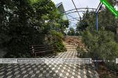 Скамейка - гостевой комплекс Зеленые домики в Курортном