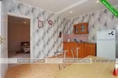 Четырехместный номер - гостевой комплекс Зеленые домики в Курортном