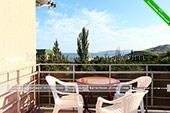 Балкон - Мини-отель Валента - Курортное