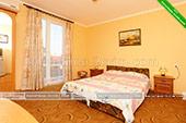 Двухместный номер - Мини-отель Валента - Курортное