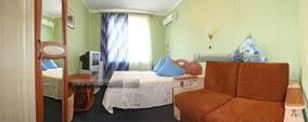 Отель Крым в пос. Курортное