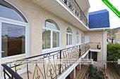 Балкон - Отель Крым в пос. Курортное