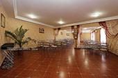 Банкетный зал - Гостиница Отуз, Курортное Крым