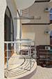Балкон - Номер Стандарт - Гостиница Отуз, Курортное Крым