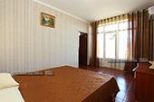 Двухкомнатный номер - Гостиница Отуз, Курортное Крым