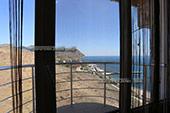 Вид с балкона - Двухкомнатный номер - Гостиница Отуз, Курортное Крым