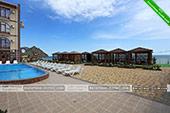 Территория - Гостиница Отуз, Курортное Крым