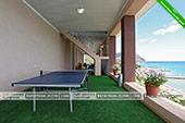 Теннис - Гостиница Отуз, Курортное Крым